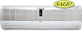 ductless mini split a/c unit