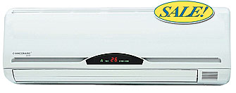 ductless mini split air conditioner system
